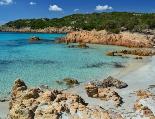 Прекрасные пляжи Кости Смеральды